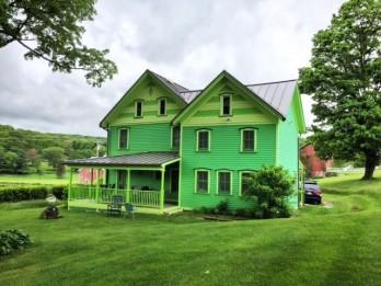 2017 spring green house