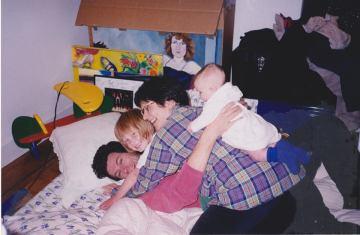 1996 family photo